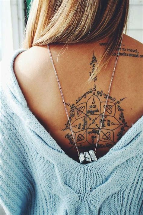 hot tattoo placement spine tattoos 45 themes and placement ideas with pictures