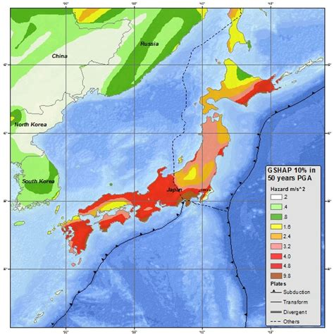 middle east earthquake map japan earthquake map middle east map