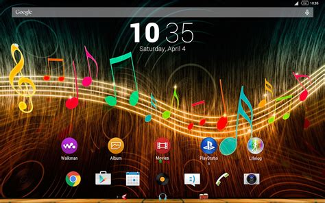 themes music android music theme for xperia android apps on google play