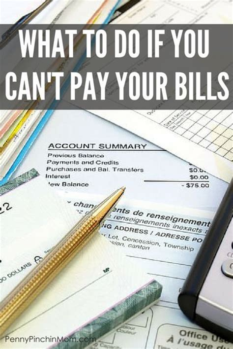 where can i get help to pay my light bill what to do if you can t pay your bills tips and ideas