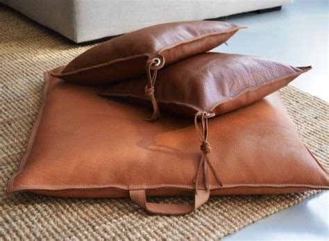 leather floor pillow leather floor cushions http lomets