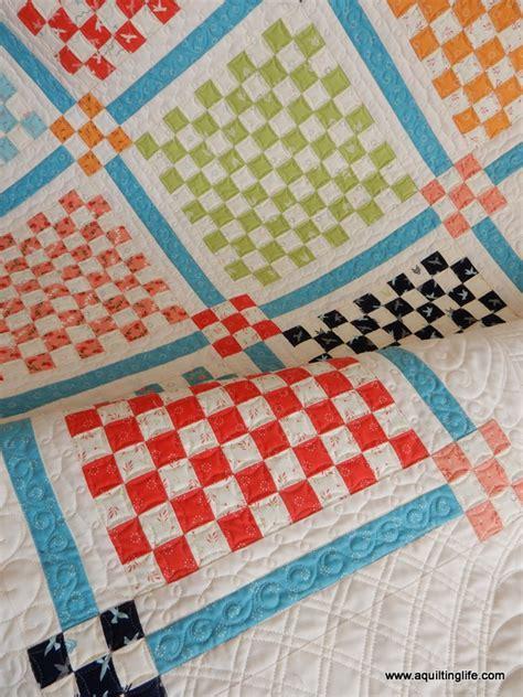 Patchwork Garden Quilt Shop - patchwork garden quilt pattern a quilting a quilt