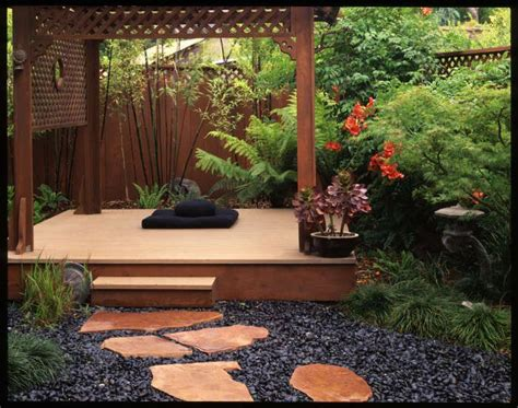 Backyard Meditation Gardens by Best 25 Meditation Garden Ideas On Japanese