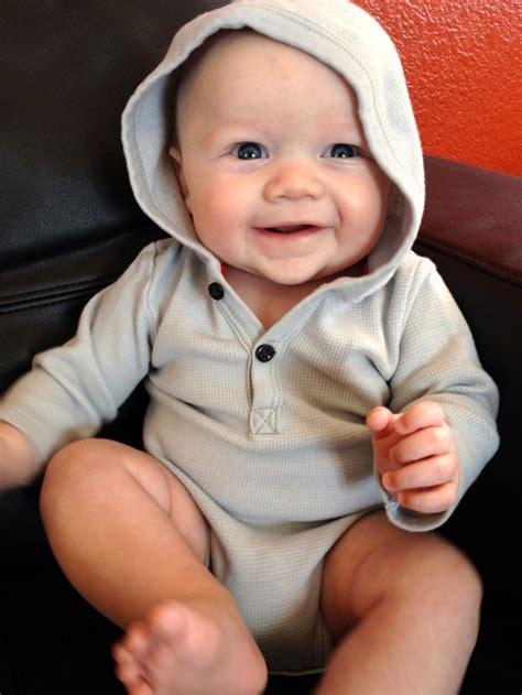 hooded onesie baby boy needs this jar style