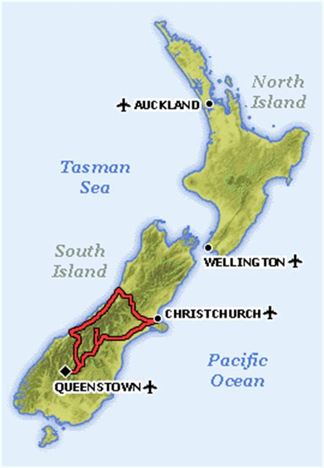 drive queenstown to christchurch driving route queenstown christchurch queenstown