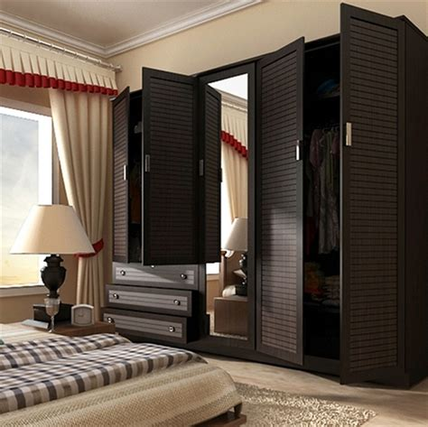 wardrobe for bedroom stylish black wardrobe design for classic bedroom ideas