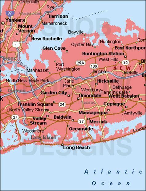 Property Records Nassau County Ny Map Of Nassau County New York New York Map