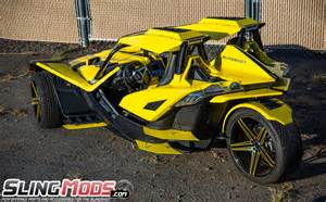 polaris slingshot twin canopy roof top system by metricks