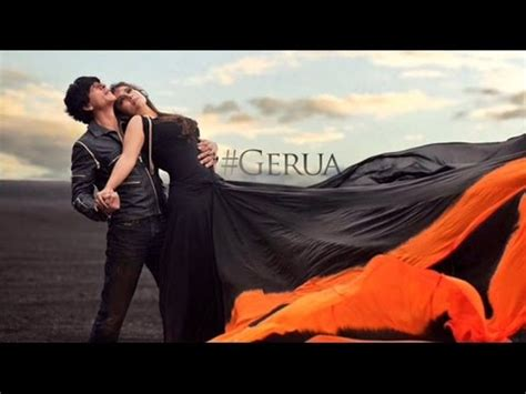 download mp3 free gerua download dilwale song gerua making shahrukh khan kajol