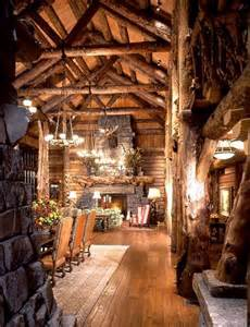 Decorating Porch Columns For Christmas Log Cabin Home Designs Monumental Magnificence