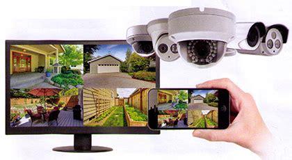 home surveillance crime deterrent contact security