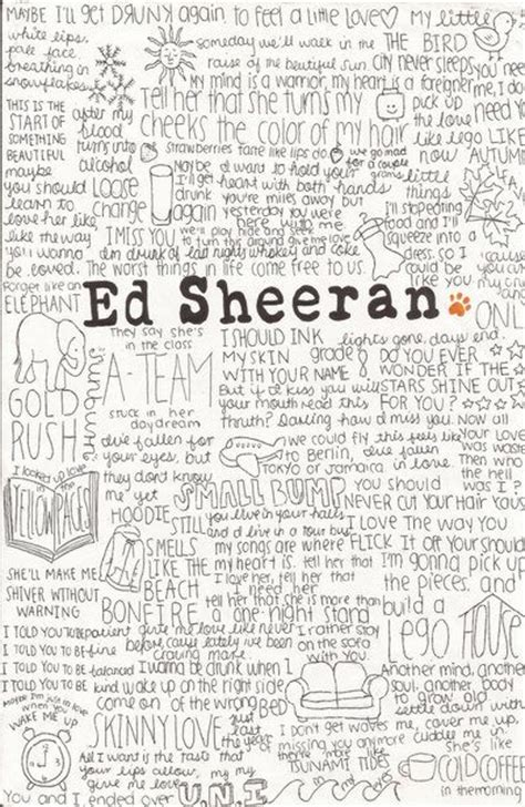 ed sheeran one lyrics terjemahan 475 best images about wallpaper on pinterest iphone 5