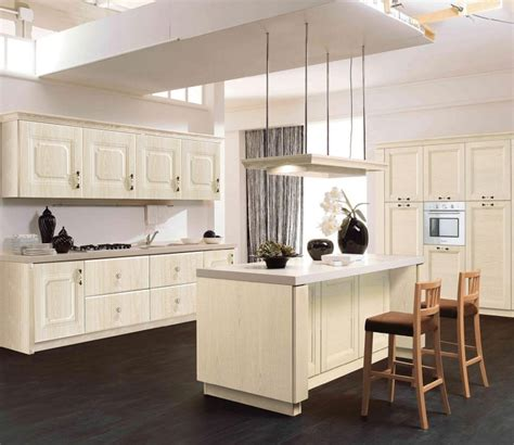 Pvc Kitchen Cabinets by Jisheng Pvc Series Kitchen Cabinet With Thermofoil
