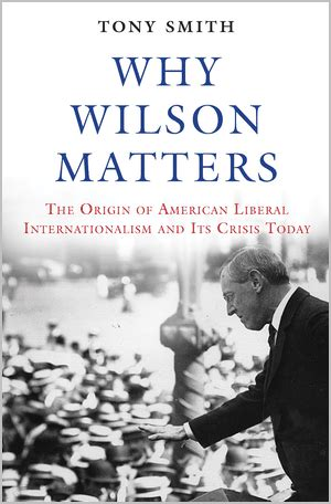 why bob matters books heppas books quot why wilson matters quot