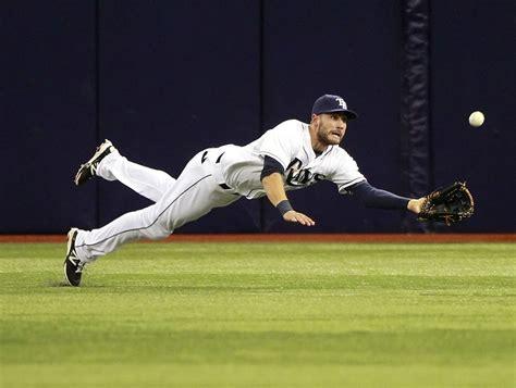 Catch A kevin kiermaier makes center field