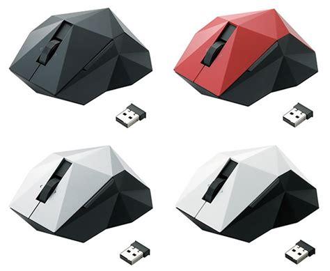 Origami Computer Mouse - elecom nendo orime mouse