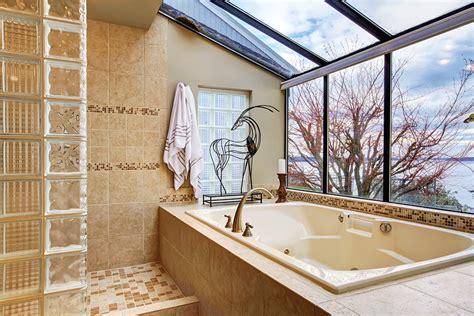 master bathroom umgestalten kosten invisishade switchable privacy smart windows