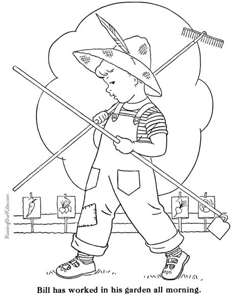 garden creatures coloring pages 17 best ideas about farm coloring pages on pinterest