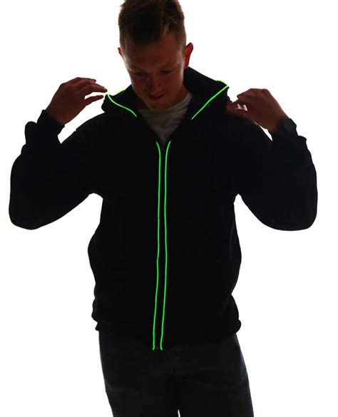 hoverboard blinking green light light up hoodies guide best hoodies to buy today best