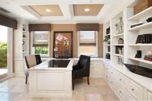 office custom built ins amish prestige
