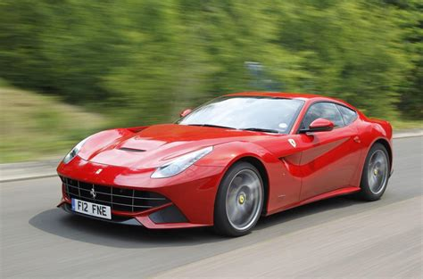 Ferrari F 12 by Ferrari F12 Berlinetta Review 2017 Autocar