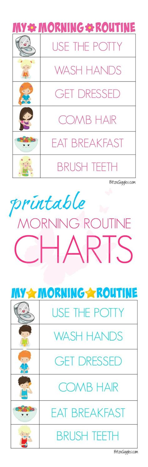 printable version of uniform guidance best 25 kids schedule chart ideas on pinterest chore