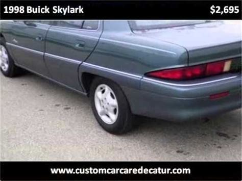 accident recorder 1992 buick skylark engine control service manual 1998 buick skylark how to remove