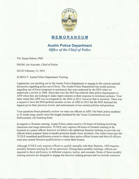 Enforcement Thank You Letter no response to letter on use of