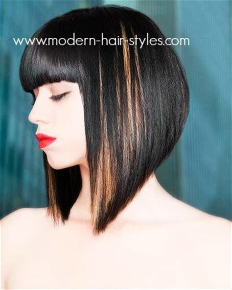 bobs that suit short necks modern hair styles short hairstyles black hairstyles