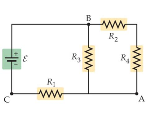 resistors in parallel physics find the current through each resistor using the for