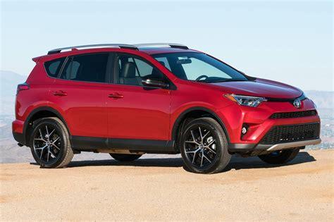 Toyota Suv Rav4 Suv Regular Gas Autos Post