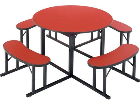 School Lunch Tables by Cafe3