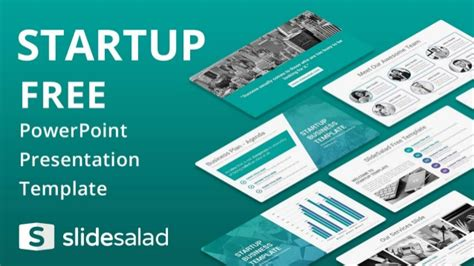 Startup Free Download Powerpoint Presentation Template Startup Powerpoint Template