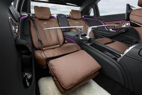 maybach interior mayback interior autos post