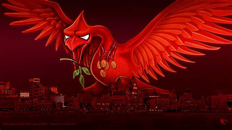 Kaos Hi Res Black Liverbird Liverpool Logo 3 Gildan Gld Lpl24 the citys all ours by kitster29 on deviantart