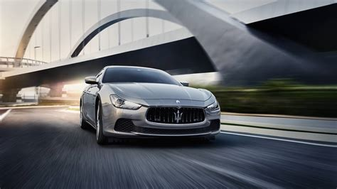 maserati luxury ghibli