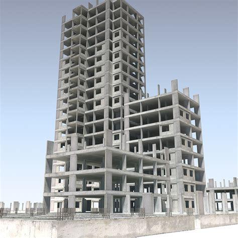3d house builder building construction 3d model