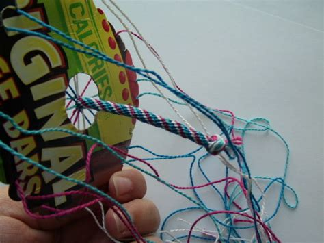 Braiding String Designs - braiding wheel friendship bracelets 4