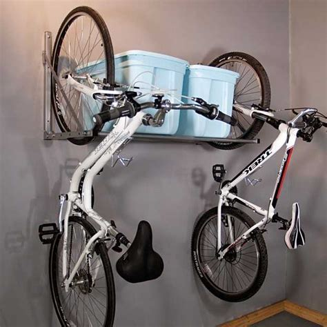 creative bike storage decorative ways to store bikes indoor adding unusual