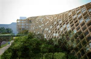 New Buildings For Swatch And Omega Shigeru Ban Architecture Japan Magazine
