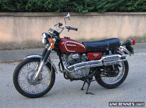 1973 honda cb350 scrambler 1973 honda cl350 vtxoa