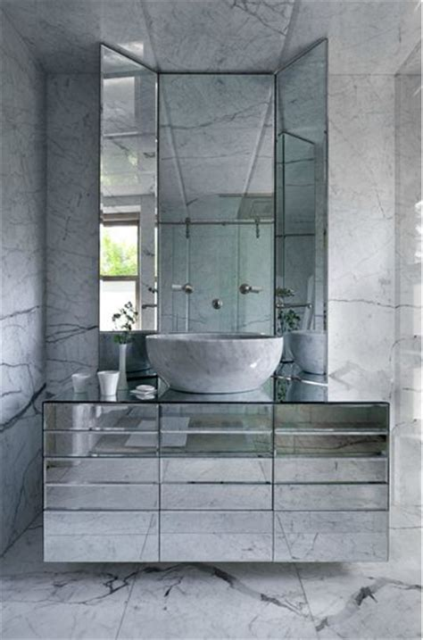 height of bathroom mirror jorge varela marble floor walls and ceiling beveled