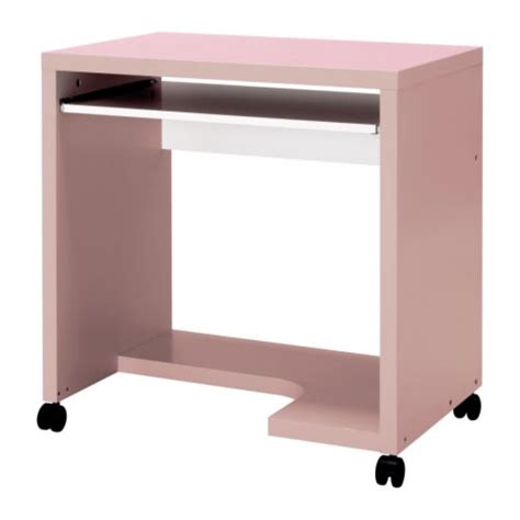 ikea mikael computer desk is cheap and small popsugar tech
