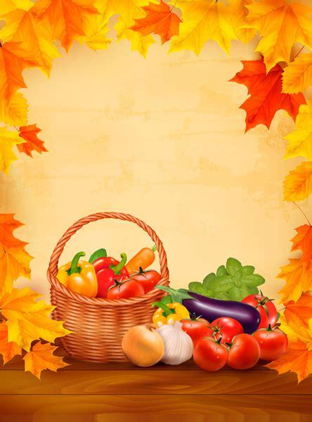 Listi Midi autumn leaves background free vector 46 937 free