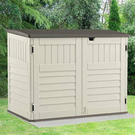 Horizontal Storage Shed Plans by Build A Shed Floor 98 Iswandy