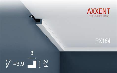 Wandleiste Zierleiste von Orac Decor PX164 AXXENT