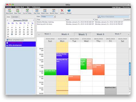 Calendario Compartido Servidores De Comunicaciones Servidores Mail Con Copias