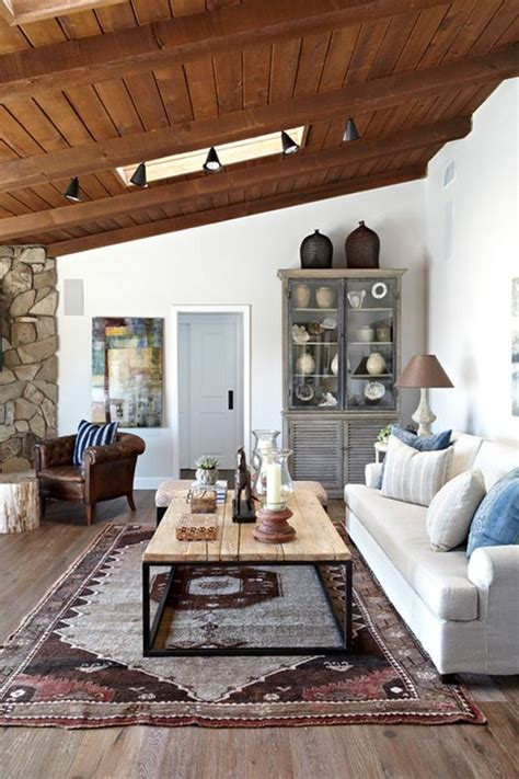 ladder rustic architecture warm interior design living rustic warm and living rooms on pinterest