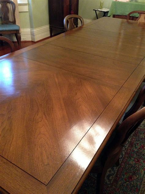 how to remove wax from wood table dining table remove wax dining table