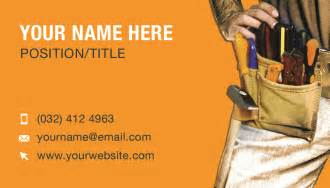 handyman business cards templates free handyman business card templates free printable